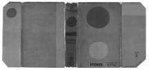 The cover of Stones of Rimini designed by Ben Nicholson