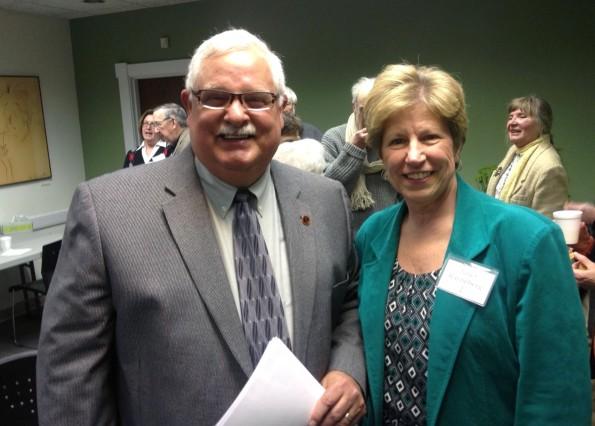 Bob and Janet Ravneberg