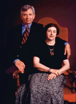 Joshua and Phyllis Heller